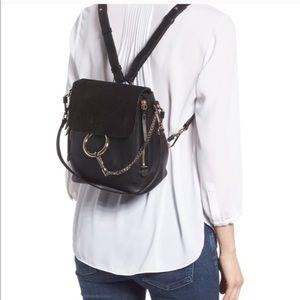 Chloe Faye Backpack Size Small